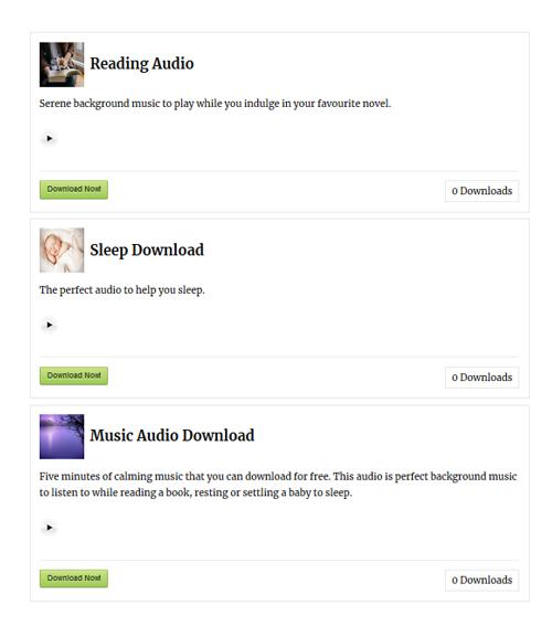 example-categorising-similar-audio-downloads