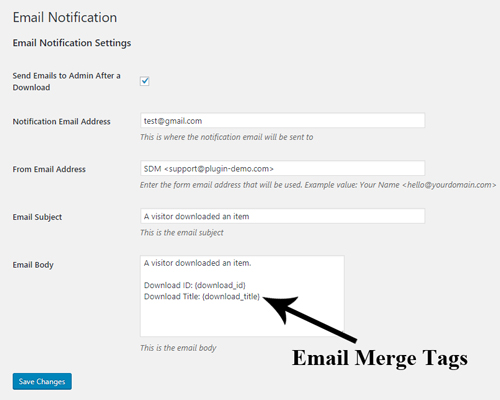 email-notification-plugin-sdm